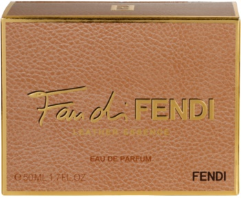 Fendi Fan Di Leather Essence eau de parfum pentru femei 50 ml