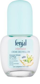Fenjal Intensive кремовий кульковий дезодорант 48 годин