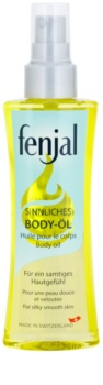 Fenjal Oil Care test olaj sprej