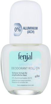 Fenjal Sensitive Roll-On Deodorant  For Sensitive Skin