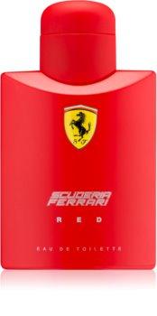 Ferrari Scuderia Ferrari Red eau de toilette pentru bărbați 125 ml