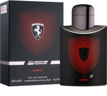 Ferrari Scuderia Ferrari Forte parfémovaná voda pro muže 125 ml