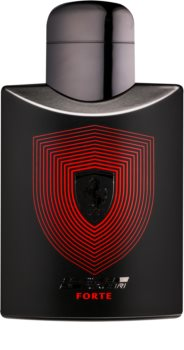 Ferrari Scuderia Ferrari Forte parfumovaná voda pre mužov 125 ml