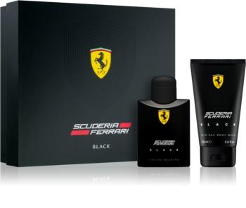 Ferrari Scuderia Ferrari Black darčeková sada IV.