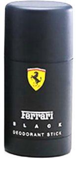 Ferrari Ferrari Black dédorant stick pour homme 75 ml