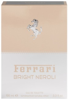 Ferrari Bright Neroli toaletná voda unisex 100 ml