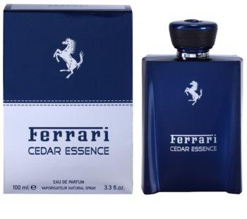 Ferrari Cedar Essence parfumska voda za moške