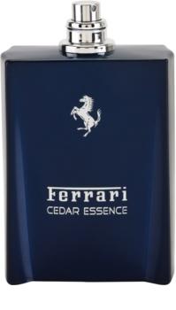 Ferrari Cedar Essence парфумована вода тестер для чоловіків 100 мл