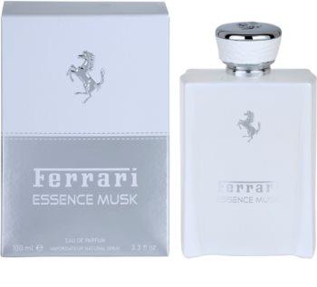Ferrari Essence Musk Eau de Parfum voor Mannen 100 ml