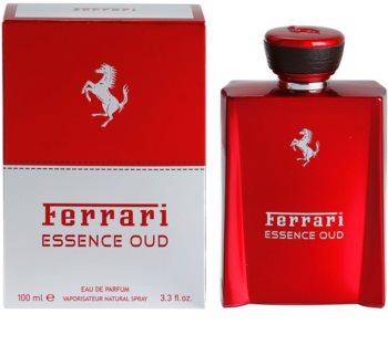 Ferrari Essence Oud Eau de Parfum Herren 100 ml