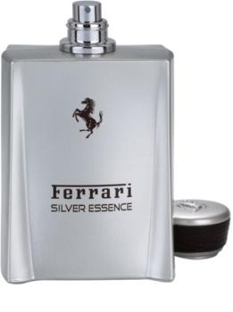 Ferrari Silver Essence Parfumovaná voda pre mužov 100 ml