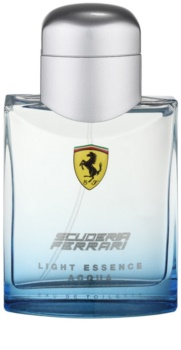 Ferrari Scuderia Ferrari Light Essence Acqua Eau de Toilette unissexo 75 ml