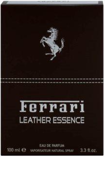 Ferrari Leather Essence eau de parfum pentru barbati 100 ml
