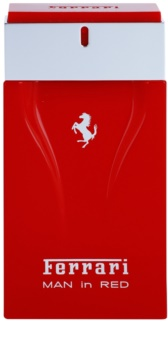 Ferrari Man in Red Eau de Toilette für Herren 100 ml