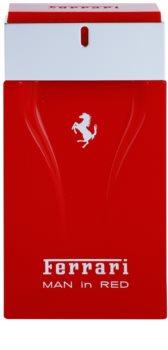 Ferrari Man in Red Eau de Toilette voor Mannen 100 ml