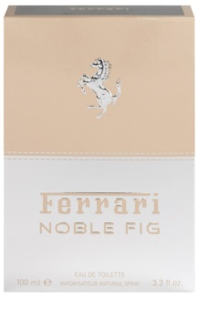 Ferrari Noble Fig woda toaletowa unisex 100 ml