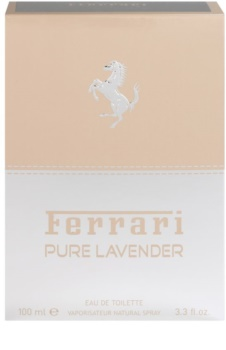 Ferrari Pure Lavender toaletna voda uniseks 100 ml