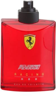 Ferrari Scuderia Farrari Racing Red toaletná voda tester pre mužov 125 ml
