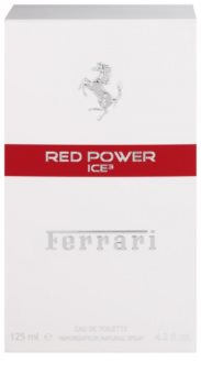 Ferrari Red Power Ice 3 eau de toilette para hombre 125 ml