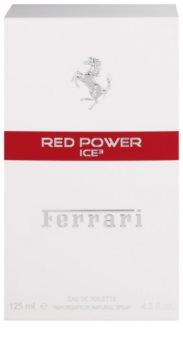Ferrari Red Power Ice 3 Eau de Toilette voor Mannen 125 ml