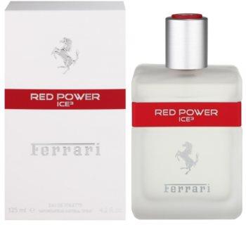 Ferrari Ferrari Red Power Ice 3 eau de toilette pentru bărbați 125 ml