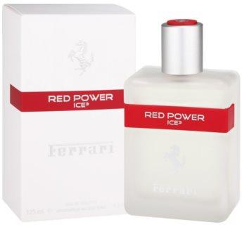 Ferrari Ferrari Red Power Ice 3 Eau de Toilette für Herren 125 ml