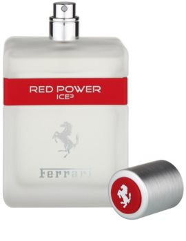 Ferrari Ferrari Red Power Ice 3 туалетна вода для чоловіків 125 мл