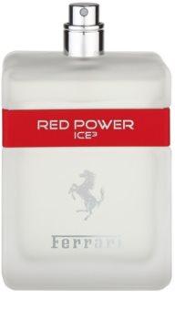 Ferrari Ferrari Red Power Ice 3 woda toaletowa tester dla mężczyzn 125 ml