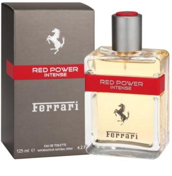 Ferrari Ferrari Red Power Intense Eau de Toilette für Herren 125 ml