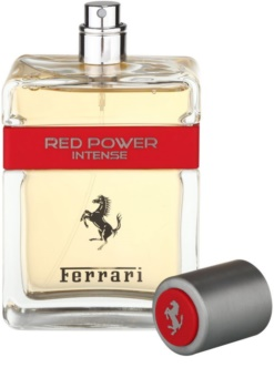 Ferrari Ferrari Red Power Intense Eau de Toilette voor Mannen 125 ml