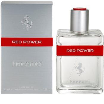 Ferrari Ferrari Red Power eau de toilette pentru barbati 125 ml