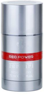 Ferrari Ferrari Red Power dédorant stick pour homme 75 ml