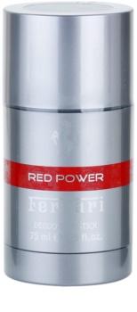 Ferrari Ferrari Red Power deodorante stick per uomo 75 ml