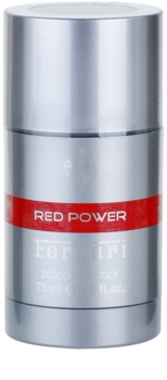 Ferrari Red Power Deodorant Stick voor Mannen 75 ml