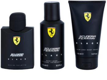 Ferrari Scuderia Ferrari Black ajándékszett III.