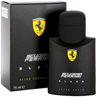 Ferrari Scuderia Ferrari Black After Shave Balm for Men 75 ml