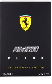 Ferrari Scuderia Ferrari Black After Shave Balsam für Herren 75 ml
