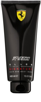 Ferrari Scuderia Ferrari Black Shower Gel for Men 400 ml