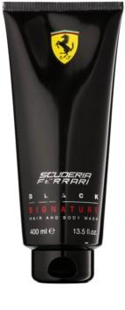 Ferrari Scuderia Ferrari Black sprchový gel pro muže 400 ml
