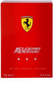 Ferrari Scuderia Ferrari Red voda po holení pre mužov 75 ml