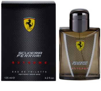 Ferrari Scuderia Ferrari Extreme Eau de Toilette for Men 125 ml