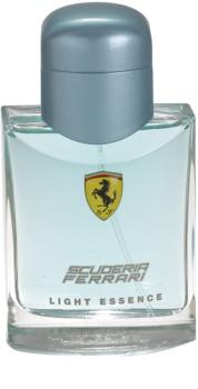 Ferrari Scuderia Light Essence eau de toilette férfiaknak 75 ml