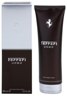 Ferrari Ferrari Uomo gel de ducha para hombre 250 ml