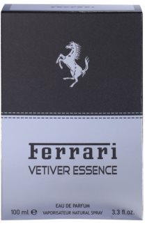 Ferrari Vetiver Essence Eau de Parfum für Herren 100 ml