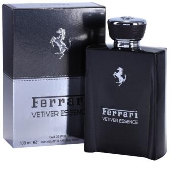 Ferrari Vetiver Essence eau de parfum pentru barbati 100 ml