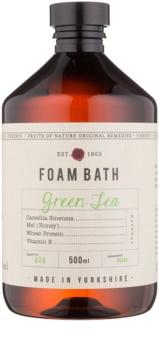 Fikkerts Fruits of Nature Green Tea Bath Foam