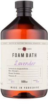 Fikkerts Fruits of Nature Lavender Bath Foam