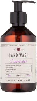 Fikkerts Fruits of Nature Lavender jabón líquido para manos