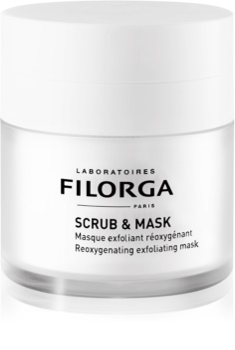 Filorga Medi-Cosmetique Scrub&Mask mascarilla exfoliante oxigenante para renovación celular de la piel