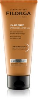 Filorga UV-Bronze gel lenitivo per stimolare l'abbronzatura